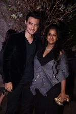 Arpita Khan at Manish Malhotra�s 50th birthday bash hosted by Karan Johar on 5th Dec 2016 (1023)_584683395bf03.JPG