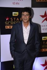 Chunky Pandey at 22nd Star Screen Awards 2016 on 4th Dec 2016 (238)_58465be9d85c1.JPG