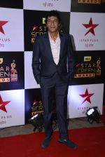Chunky Pandey at 22nd Star Screen Awards 2016 on 4th Dec 2016 (241)_58465bec31cec.JPG