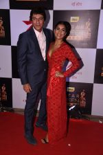 Chunky Pandey, Pallavi Sharda at 22nd Star Screen Awards 2016 on 4th Dec 2016 (352)_58465bef864d6.JPG
