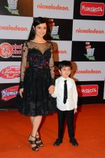 Divya Khosla Kumar at Nickelodeon_s Kids Choice Awards on 5th Dec 2016 (469)_5846648e366af.JPG