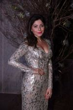 Kanika Kapoor at Manish Malhotra�s 50th birthday bash hosted by Karan Johar on 5th Dec 2016 (889)_584684130cc8a.JPG