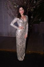 Kanika Kapoor at Manish Malhotra�s 50th birthday bash hosted by Karan Johar on 5th Dec 2016 (896)_5846841736be7.JPG