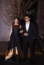 Madhuri Dixit at Manish Malhotra�s 50th birthday bash hosted by Karan Johar on 5th Dec 2016 (288)_584684bad04f5.JPG