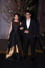 Madhuri Dixit at Manish Malhotra�s 50th birthday bash hosted by Karan Johar on 5th Dec 2016 (298)_584684c08e63d.JPG