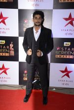 Prateik Babbar at 22nd Star Screen Awards 2016 on 4th Dec 2016 (142)_58465d6d47930.JPG