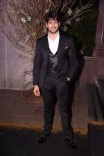 Sidharth Malhotra at Manish Malhotra�s 50th birthday bash hosted by Karan Johar on 5th Dec 2016 (818)_5846862200d44.JPG