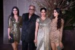 Sridevi, Boney Kapoor, Jhanvi Kapoor, Khushi Kapoor at Manish Malhotra�s 50th birthday bash hosted by Karan Johar on 5th Dec 2016 (699)_5846873c95918.JPG