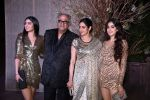 Sridevi, Boney Kapoor, Jhanvi Kapoor, Khushi Kapoor at Manish Malhotra�s 50th birthday bash hosted by Karan Johar on 5th Dec 2016 (703)_5846873d2208f.JPG