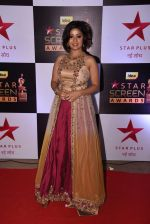 Sunidhi Chauhan at 22nd Star Screen Awards 2016 on 4th Dec 2016 (310)_58465eaeb2142.JPG
