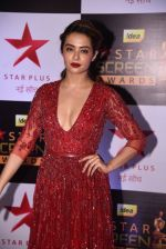 Surveen Chawla at 22nd Star Screen Awards 2016 on 4th Dec 2016 (787)_58465eb903516.JPG