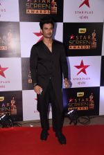 Sushant Singh Rajput at 22nd Star Screen Awards 2016 on 4th Dec 2016 (365)_58465ed8226ad.JPG