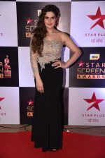 Zareen Khan at 22nd Star Screen Awards 2016 on 4th Dec 2016 (851)_58465f53e63a7.JPG