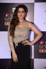 Zareen Khan at 22nd Star Screen Awards 2016 on 4th Dec 2016 (854)_58465f55aab24.JPG