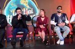 Karan Johar, Shekhar Ravjiani, Badshah,Shalmali Kholgade at Dil Hai Hindustani show launch on 6th Dec 2016 (38)_5847b3a629472.JPG