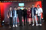 Karan Johar, Shekhar Ravjiani, Badshah,Shalmali Kholgade at Dil Hai Hindustani show launch on 6th Dec 2016 (46)_5847b3a737aa5.JPG