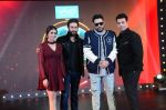Karan Johar, Shekhar Ravjiani, Badshah,Shalmali Kholgade at Dil Hai Hindustani show launch on 6th Dec 2016 (51)_5847b3a7bc244.JPG