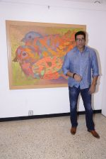 Mukesh Rishi at the late John Fernandes Masterstrokes art show on 6th Dec 2016 (3)_5847bb4b8d4dc.JPG