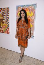 Pooja Bedi at the late John Fernandes Masterstrokes art show on 6th Dec 2016 (15)_5847bb5a3370e.JPG