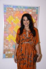 Pooja Bedi at the late John Fernandes Masterstrokes art show on 6th Dec 2016 (12)_5847bb6f29e8d.JPG