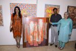Pooja Bedi at the late John Fernandes Masterstrokes art show on 6th Dec 2016 (13)_5847bb58de7c8.JPG