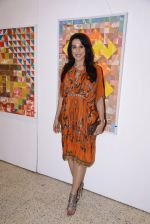 Pooja Bedi at the late John Fernandes Masterstrokes art show on 6th Dec 2016 (17)_5847bb5b826a0.JPG