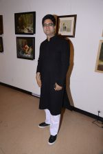 Prasoon Joshi inaugurate the late John Fernandes Masterstrokes art show on 6th Dec 2016 (53)_5847bb904abda.JPG