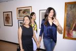 Sushmita Sen inaugurate the late John Fernandes Masterstrokes art show on 6th Dec 2016 (105)_5847bbd02cf82.JPG