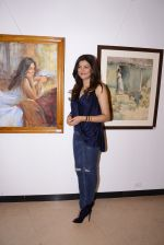 Sushmita Sen inaugurate the late John Fernandes Masterstrokes art show on 6th Dec 2016 (114)_5847bbd7ac792.JPG