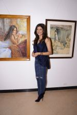 Sushmita Sen inaugurate the late John Fernandes Masterstrokes art show on 6th Dec 2016 (115)_5847bbd8ad423.JPG