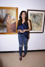 Sushmita Sen inaugurate the late John Fernandes Masterstrokes art show on 6th Dec 2016 (116)_5847bbd9e08d0.JPG