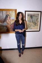 Sushmita Sen inaugurate the late John Fernandes Masterstrokes art show on 6th Dec 2016 (117)_5847bbdb5b8ce.JPG