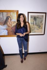 Sushmita Sen inaugurate the late John Fernandes Masterstrokes art show on 6th Dec 2016 (118)_5847bbdc53598.JPG