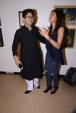 Sushmita Sen, Prasoon Joshi inaugurate the late John Fernandes Masterstrokes art show on 6th Dec 2016 (90)_5847bb93e2f89.JPG