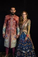 Yuvraj Singh and Hazel Keech Wedding Reception on 7th Dec 2016 (6)_58490e5c2d216.JPG