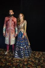 Yuvraj Singh and Hazel Keech Wedding Reception on 7th Dec 2016 (8)_58490e5cee400.JPG
