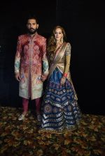 Yuvraj Singh and Hazel Keech Wedding Reception on 7th Dec 2016 (11)_58490e859c00b.JPG