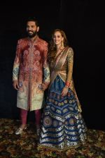 Yuvraj Singh and Hazel Keech Wedding Reception on 7th Dec 2016 (12)_58490e86362d2.JPG