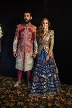 Yuvraj Singh and Hazel Keech Wedding Reception on 7th Dec 2016 (2)_58490e837800c.JPG