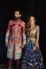 Yuvraj Singh and Hazel Keech Wedding Reception on 7th Dec 2016 (4)_58490e957a51b.JPG