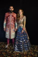 Yuvraj Singh and Hazel Keech Wedding Reception on 7th Dec 2016 (7)_58490e848e8ef.JPG