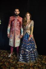 Yuvraj Singh and Hazel Keech Wedding Reception on 7th Dec 2016 (9)_58490e851ad24.JPG