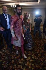 Yuvraj Singh and Hazel Keech Wedding Reception on 7th Dec 2016_58490e4587474.jpg