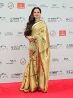 Rekha at DIFF 2016 opening Night Red Carpet on 8th Dec 2016 (74)_584a54eb9e5a3.JPG