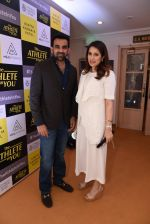 Zaheer Khan, Sagarika Ghatge at kinita kadakia patel book launch on 10th Dec 2016 (121)_584d6bffc9145.JPG