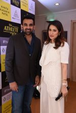 Zaheer Khan, Sagarika Ghatge at kinita kadakia patel book launch on 10th Dec 2016 (123)_584d6c083eead.JPG