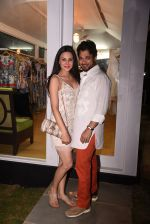 Aanchal Kumar at the launch of Shane Falguni Peacock store launch at Marbella Resort in Goa on 12th Dec 2016 (120)_584fc0020097f.JPG