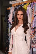 Evelyn Sharma at the launch of Shane Falguni Peacock store launch at Marbella Resort in Goa on 12th Dec 2016 (16)_584fc02e756c0.JPG