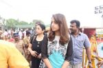 Trisha at Amma Memorial Paying her Homage To Our beloved Amma (6)_584f996bec899.jpg