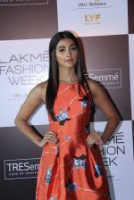 Pooja Hegde at Lakme fashion week model auditions on 14th Dec 2016 (21)_58525bbf55807.JPG
